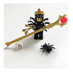 Queen of the house spiders (emma.reviews01) Tags: spider lego housespider minifigures spiderqueen legocollection lovelego legocollectors pictures photography picture youtube legominifigures legophotography instagram