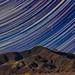 Star Trails at 50mm and Quadrantids