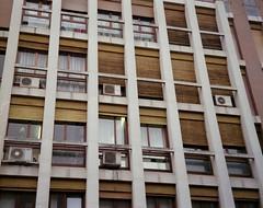 (Gianmarco Ricciarelli) Tags: analogic kodak kodakcolorplus200 colorplus 200 architecture city cityscape color colors film mood moody cold pointandshoot building bologna italy present now human analog
