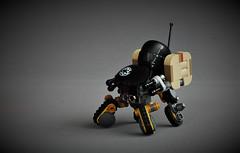 Oxen - Urban riot control walker (adde51) Tags: adde51 lego moc spacejam walker riot police