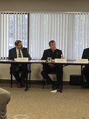 Luncheon with Archbishop Allen Vigneron of Detroit