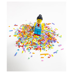 Would you like some sprinkles with your ice cream 🍦 😋😄 (emma.reviews01) Tags: cold amazing lego diner sprinkles icecream minifigures legoset legominifigures lovelego legocollectors legomad pictures photography picture legophotography youtube instagram