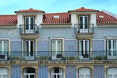 Lisbon Downtown (lebre.jaime) Tags: portugal lisbon downtown architecture facade tiles digital fullframe fx ff nikon d600 voigtländer nokton 58f14sliis nokton5814sliis affinity affinityphoto