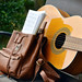 Guitar Backpack Leisure Song Book Edited 2020
