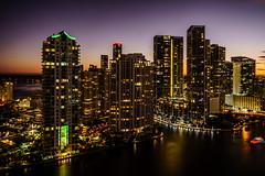 Brickell, Miami (edhi) Tags: countries florida miami usa nightsnapshot night longexposure longexposhots brickell skyline dusk sony sonya6300 sonyalpha bluehour