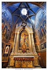 altare (Giorgio Serodine) Tags: chiesa altare cristo pulpito lampadario stuola quadri dipinti arcate marmo croce scalini