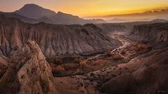Tabernas desert (diego.gabaldon) Tags: roja desert desierto de tabernas almeria spain south sunset dry nikon d7500