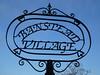 UK - Surrey - Banstead - Village sign