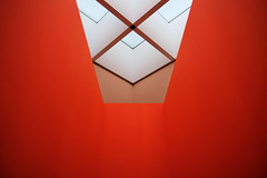 20010715 (felipe bosolito) Tags: geometry orange symmetry abstract fuji xpro2 xf16f14 velvia