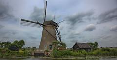 Kinderdijk (pe_ha45) Tags: kinderdijk windmill windmühle niederlande netherlands moulinàvent milinoavento unescoworldheritage