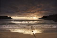 Golden sunrise (carmenvillar100) Tags: sunrise amanecer ibiza seascape costa eastcoast calasdeibiza