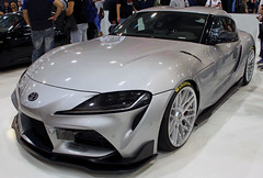 Supra (Schwanzus_Longus) Tags: essen motorshow german germany japan japanese modern car vehicle coupe coupé toyota supra