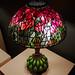 tulip table lamp - Tiffany Studios