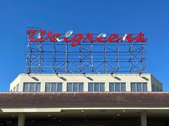 Walgreens Sign Still Showing Damage From Hurricane Irma Little Havana (Phillip Pessar) Tags: walgreens sign still showing damage from hurricane irma miami little havana