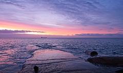 20191230Z7_7897FLR (cisco42) Tags: bc britishcolumbia canada juandefuca earlymorning rossbay waves cloud sunrise