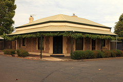 Former Butcher Shop (Darren Schiller) Tags: goodwood adelaide shop store southaustralia architecture building closed butcher commercial retail old corner verandah