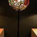 autumn leaf globe table lamp - Tiffany Studios