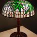 bamboo table lamp - Tiffany Studios