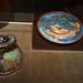 inkwell and trivet - Tiffany Studios