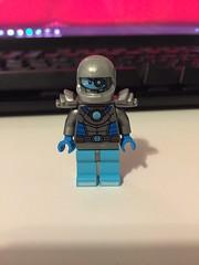 DC's Silver Scarab (Numbuh1Nerd) Tags: lego purist custom dc superheroes minifigures comics hector hall hawkman hawkgirl doctor fate dr infinity inc justice society america jsa sentinels magic lyta fury