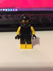 DC's Doctor Midnight (Beth Chapel) (Numbuh1Nerd) Tags: lego purist custom dc superheroes minifigures comics dr midnite charles mcnider hourman rick tyler crisis infinite earths antimonitor eclipso infinity inc justice society america jsa shadow fighters