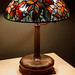 woodbine table lamp - Tiffany Studios