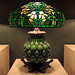 daffodil table lamp - Tiffany Studios
