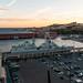 Port of Naples, Italy