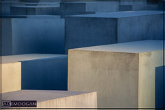 HOLOCAUST MEMORIAL (01dgn) Tags: holocaustmemorial holocaustdenkmal berlin travel germany deutschland almanya tele canoneos700d