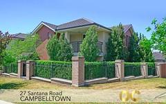 27 Santana Road, Campbelltown NSW