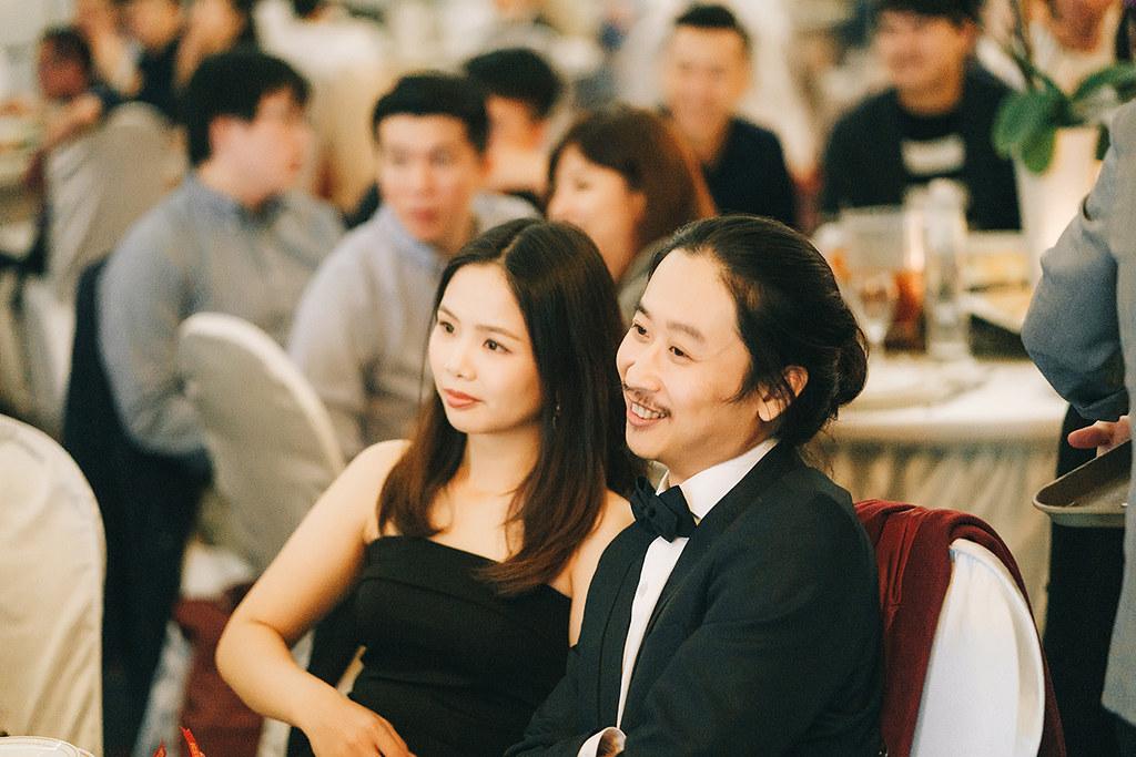 [婚攝]Joe & Coco / 林酒店環球廳