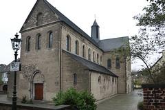 Kaiserswerth, Suitbertus Basilika (julia_HalleFotoFan) Tags: kaiserswerth düsseldorfkaiserswerth düsseldorf nordrheinwestfalen