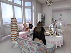 大事な大事な子 (vparisv1225) Tags: firestorm secondlife life sl virtual vr girls reality 3d digital avatar women fashion beauty decor shopping event events maitreya