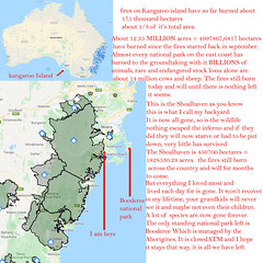 fire map (itsallgoodamanda) Tags: shoalhaven fire map destruction landmass area