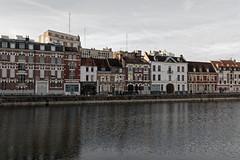 Quai du Wault, Lille (Guillaume DELEBARRE) Tags: architecture colors houses water canon tamron2470f28 g2 5dmarkiv 5d4 landscape urbanlandscape lille france