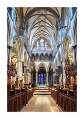 The Quire (Rich Walker Photography) Tags: quire church churches cathedral cathedrals salisbury relgion architecture choir buildings building historic history canon england efs1585mmisusm eos eos80d wiltshire