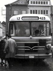 0 12-423 LEUVEN - WAVRE (brossel 8260) Tags: belgique bus prives sncv brabant decoster