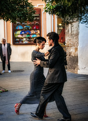 Tango1 (Мaistora) Tags: dance street tango performance art dancers couple man woman style elegance class entertainers buskers busking streetperformers urban city square tourist tourism oldcity oldtown seville sevilla andalusia andalucia andaluzia andaluz step glide move movement motion synch grace still snap leica dlux typ109 edit process postprocess lightroom photoshop luminar luminar4 skylum color colour colours grading lut