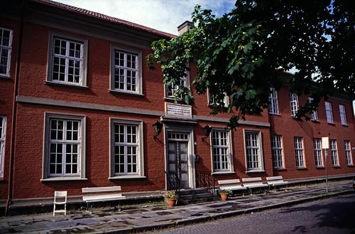"Norwegen 1998 (477) Trondhjems Hospital • <a style=""font-size:0.8em;"" href=""http://www.flickr.com/photos/69570948@N04/49355168251/"" target=""_blank"">Auf Flickr ansehen</a>"