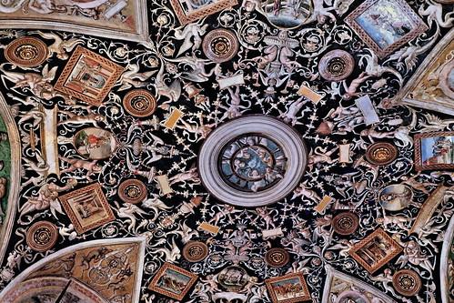 IMG_6604M Parma Couvent San Paolo Alessandro Araldi (1460-1528)  Camera di San Paolo Camera dell'Araldi 1514 Appartements privés de l'abbesse Giovanni da Piacenza Private apartments of the abbess Giovanni da Piacenza