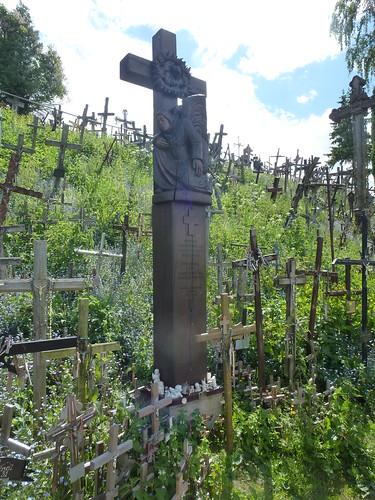 Meškuičių seniūnija laColline des Croix à Šiauliai. (2)