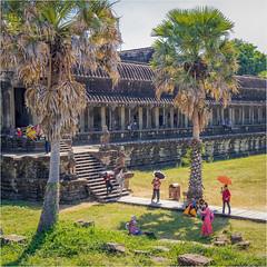 Angkor Wat, Cambodia (Janos Kertesz) Tags: temple architecture religion buddhism asia ancient old culture history asian religious travel buddha art angkor angkorwat cambodia