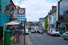 Kilkenny (Irlande) axe 30 km-h 2