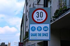 Kilkenny (Irlande) axe 30 km-h 1