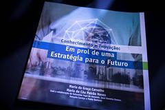 Lançamento do livro Conhecimento e Inovação: em prol de uma Estratégia para o Futuro