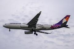 N361HA A332 HAWAIIAN AIRLINES YBBN (Sierra Delta Aviation) Tags: hawaiian airlines airbus a332 brisbane airport ybbn n361ha