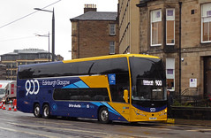 Stagecoach 50416 (SRB Photography Edinburgh) Tags: scottishcitylink citylink scottish scotland 900 edinburgh glasgow express new plaxton coaches transport