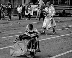 Mummers New Years Day Parade, 2020 (Alan Barr) Tags: philadelphia 2020 mummer mummersparade mummers children costume newyear street sp streetphotography streetphoto blackandwhite bw blackwhite mono monochrome candid city people olympus omd em1ii