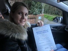 Massive congratulations  to Lubova Sapieta passing her driving test with only four minor faults!   www.leosdrivingschool.com  WARNING: Getting your license is a good achievement however being a SAFE driver for life is the biggest achievement!