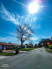 A very Sunny South Florida afternoon. (Jasongalotti) Tags: sun sunshine sunny sunphotography outdoorphotography outdoors bluesky hot relaxing southfloridaweather
